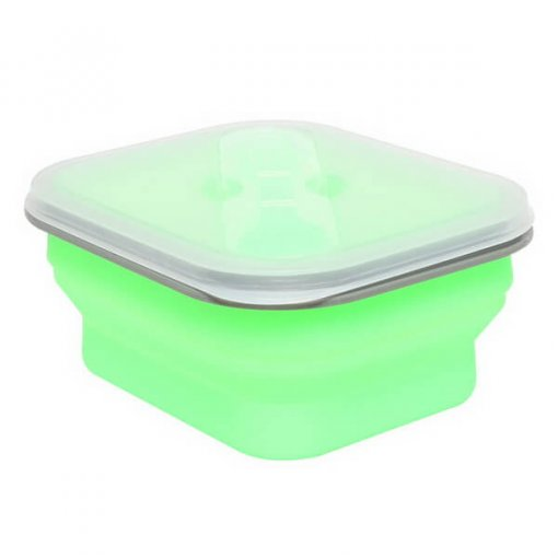 collapsible silicone lunch containers 01