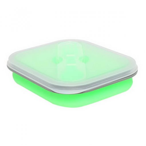 collapsible silicone lunch containers 02