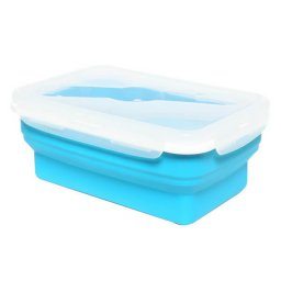 1000 ml silicone lunch box