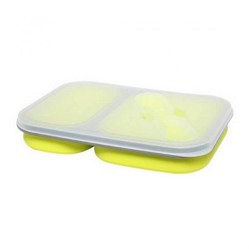900 ml silicone lunch box 01